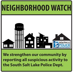 SSLPD Neighborhood Watch